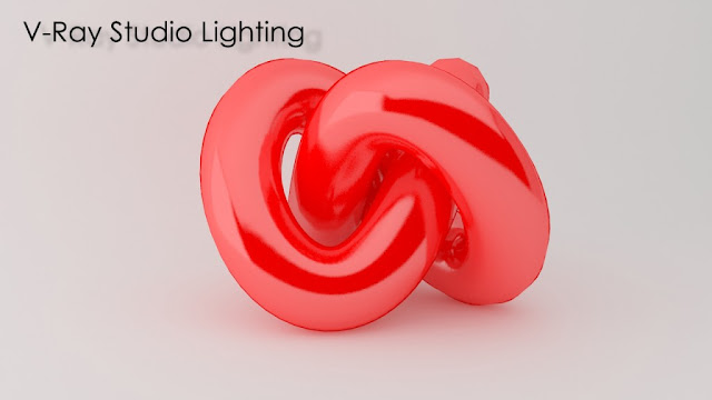 V Ray Studio Lighting