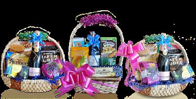 Kinh doanh giỏ hoa quà tết 2018