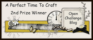 A Perfect Time To Craft 2nd Prize