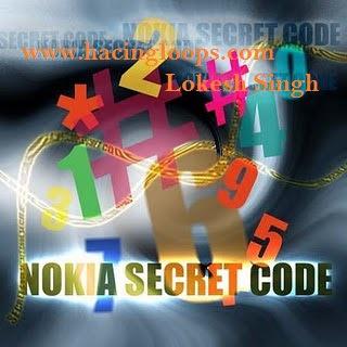 Nokia Mobile Secret codes, Nokia Hacking codes, Nokia secret numbers