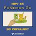 Rahasia Sukses Pokemon Go