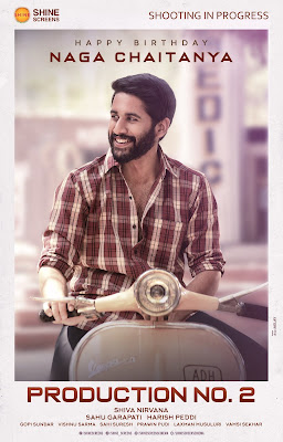 Majili First Look and Posters