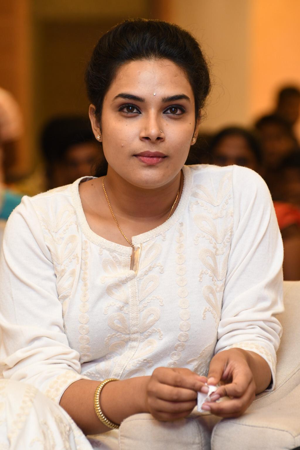 Tv Actress Hari Teja Hot Sad Face Photos