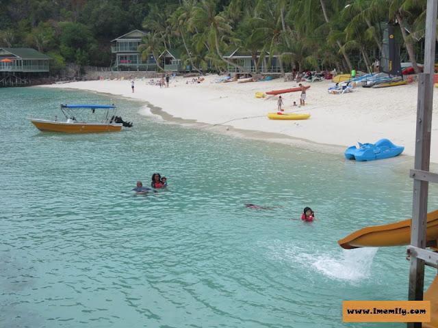 The Beauty of Pulau Rawa, Malaysia