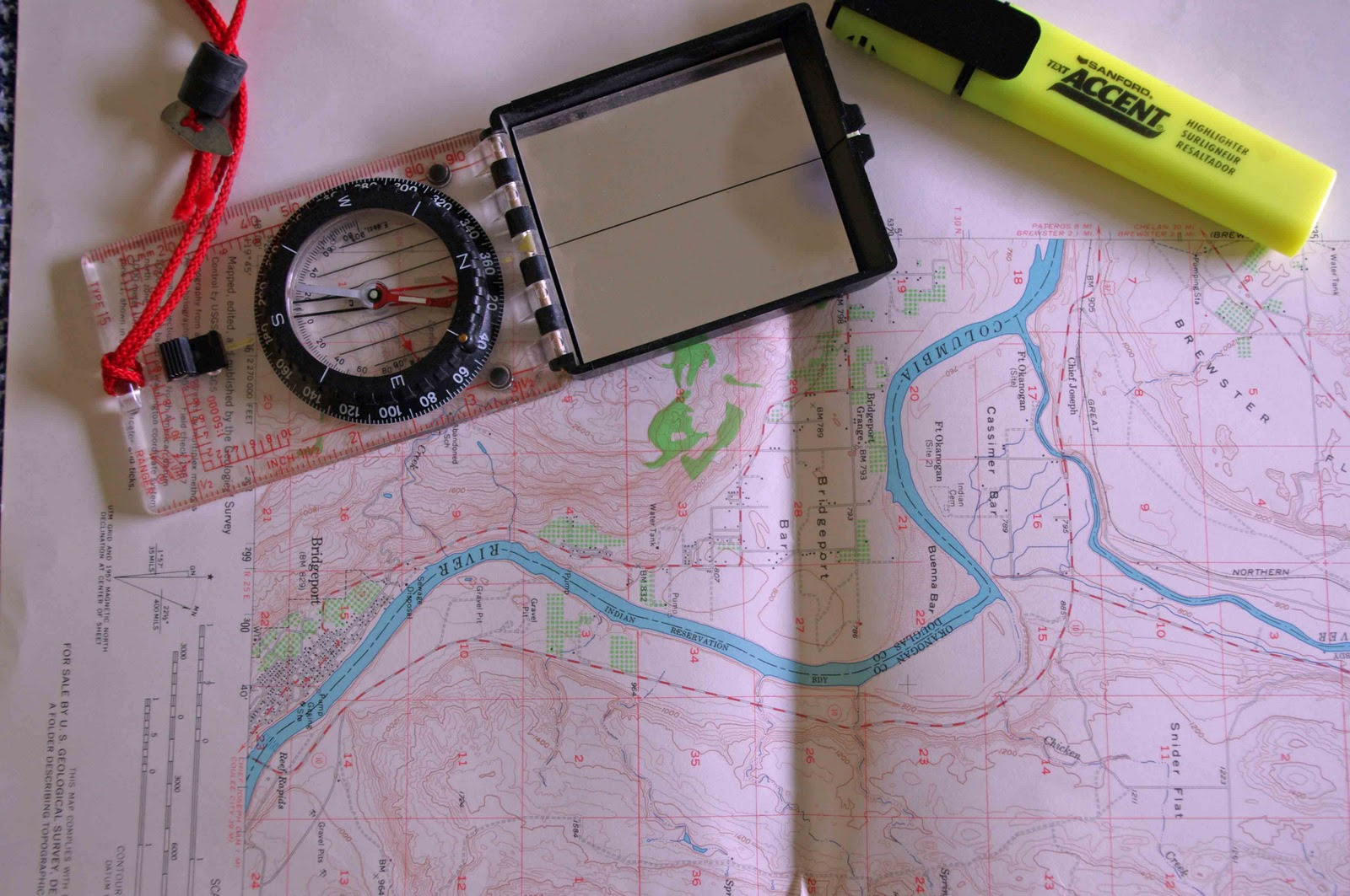 downloading free topographic maps