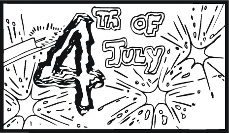 4th of July Coloring Pages : Let's Celebrate!