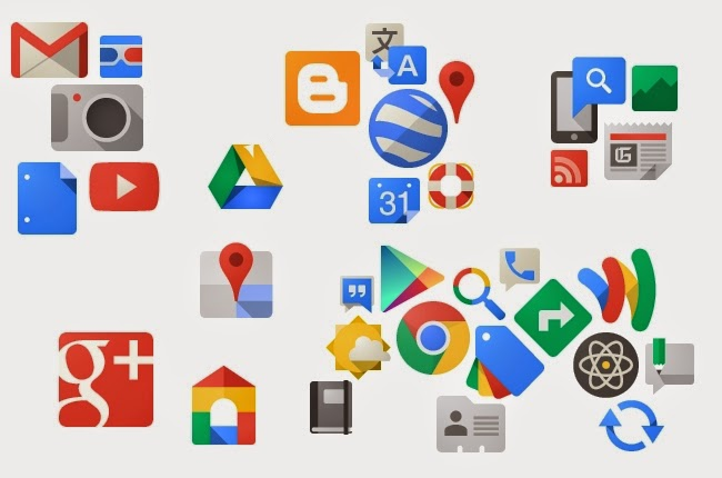 A World of Information: Google Top Ten Products