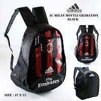 Tas Punggung Distro Bola AC Milan