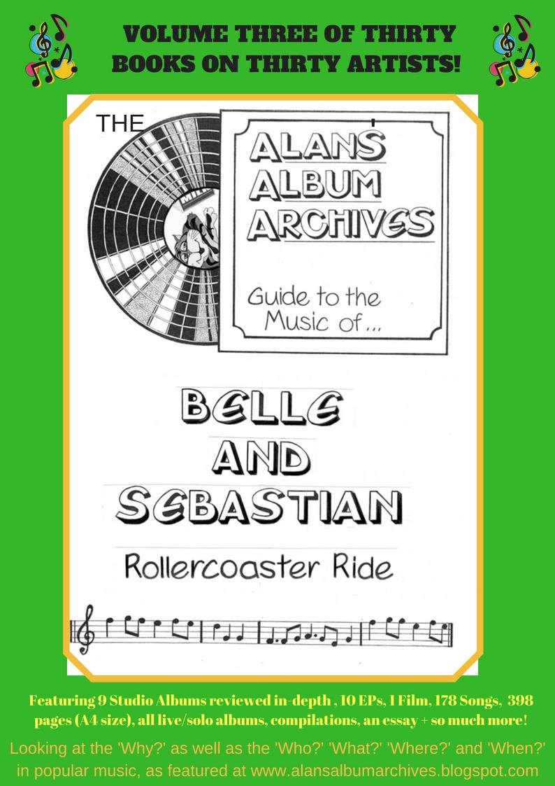 Alan's Album Archives: Belle and Sebastian: 12 Unreleased Songs