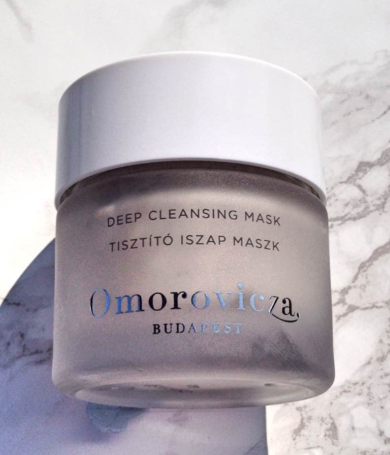 REVIEW: Omorovicza Deep Cleansing Mask