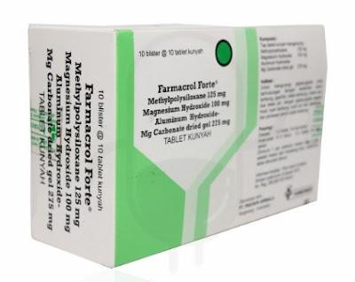 Harga Farmacrol Obat Maag Lambung Terbaru 2017