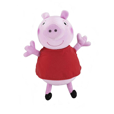 Peppa Pig Oink and Hugs Plush