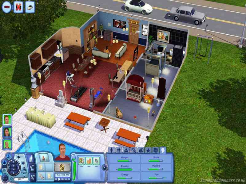Sims 3 Free Download Full Version For PC {Windows & MAC}