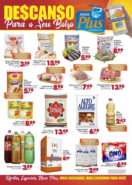 Confira o encarte de ofertas do Supermercado Labaski... Válido até o dia 28/02