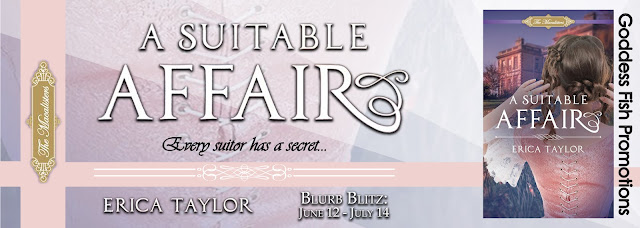 A Suitable Affair by Erica Taylor - $50 GC Giveaway