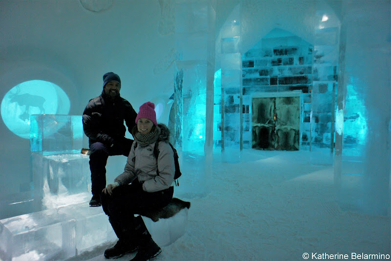 ICEHOTEL Winter Travel Packing List