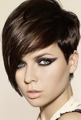 style my short hair fashion december 2011 2011 | H