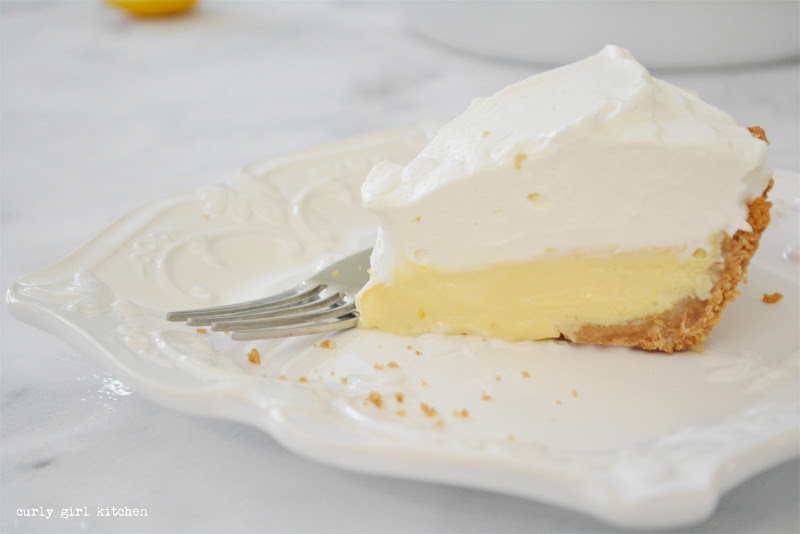 Lemon Icebox Pie, Lemon Pie, Lemon Cream Pie