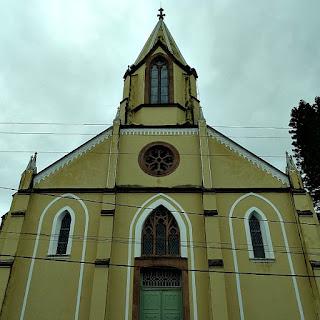 Antiga Igreja Matriz de São Miguel, em Dois Irmãos