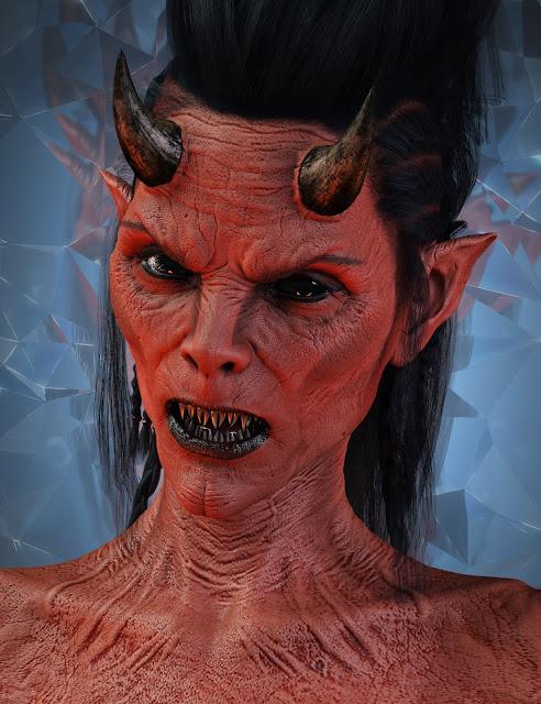 Anneka Demon for Genesis 3 Female
