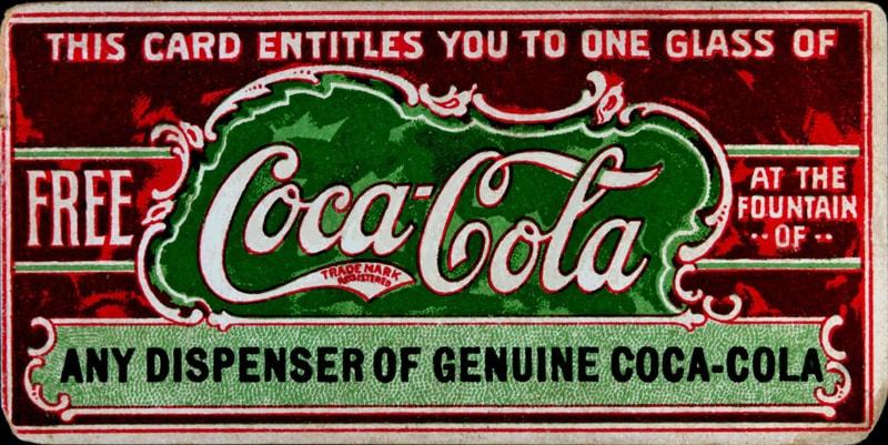 История Coca Cola