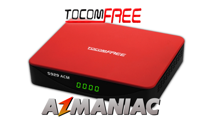 Tocomfree s929 ACM