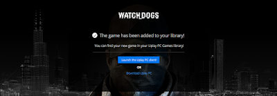 Sebelumnya Ubisoft pernah memperlihatkan terusan gratis untuk game Tom Clancy  Watch Dogs Sedang Gratis, Klaim Segera!