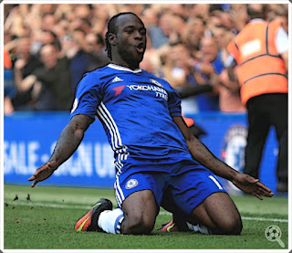 Victor Moses Scores Chelsea