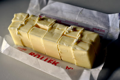 Stick of Butter - Photo by Michelle Judd of Taste As You Go