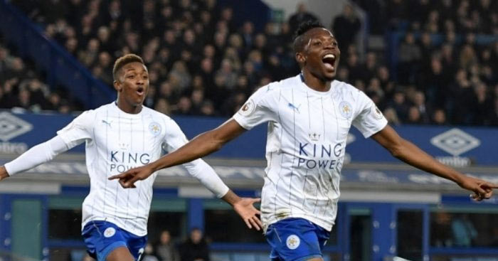 Leicester City boss hails Super Eagles duo of Musa and Ndidi
