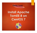 Install Apache TomEE 8 on CentOS 7