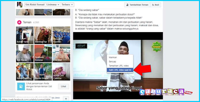Cara Mudah Download Video di Facebook pakai PC atau Laptop