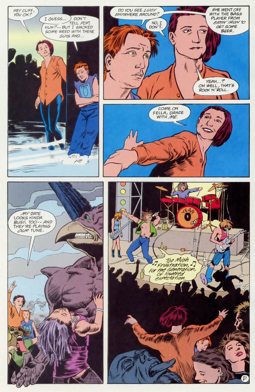 Read online Animal Man (1988) comic -  Issue #74 - 22