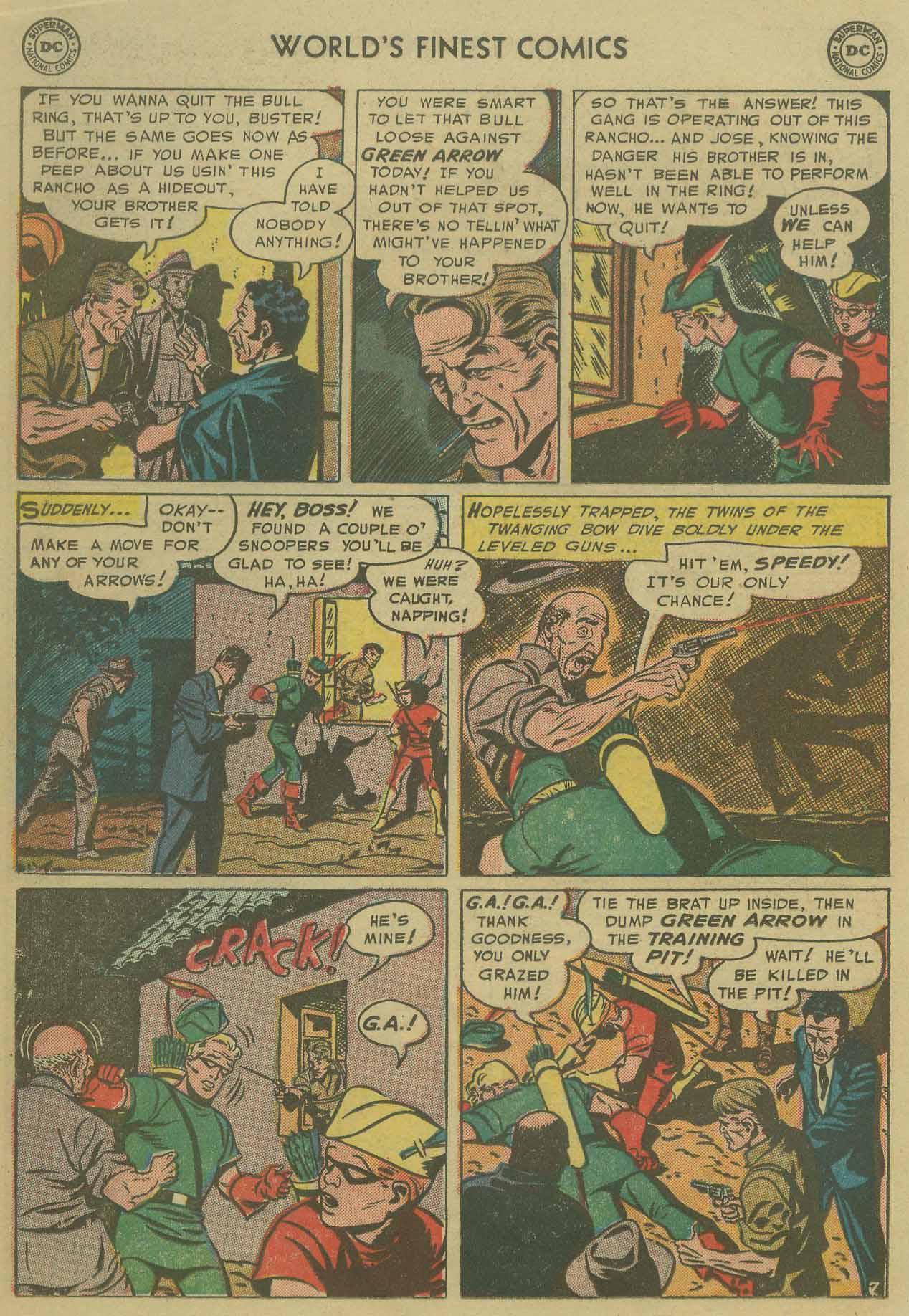 Read online World's Finest Comics comic -  Issue #69 - 34