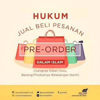 HUKUM JUAL BELI ONLINE (AQAD AS-SALAF / AS-SALAM)