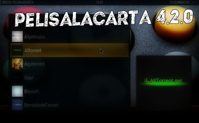 PELISALACARTA 4.2.0