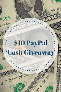 $10 PayPal Cash Giveaway