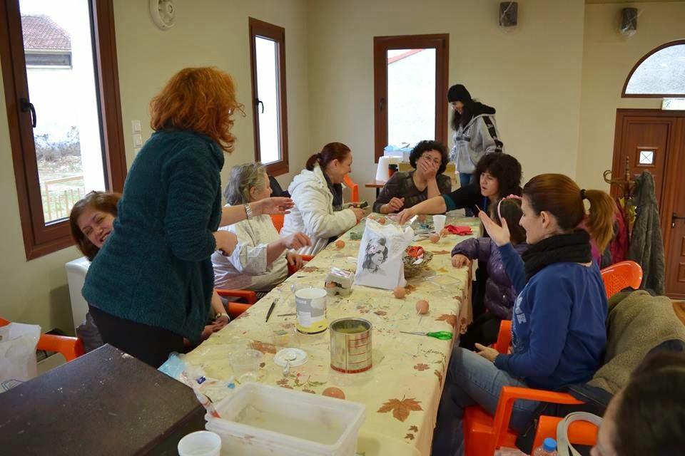 Μαθήματα ντεκουπάζ στην Εύξεινο Λέσχη Άργους Ορεστικού (φωτογραφίες)