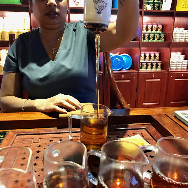 Kuanfu Tea, Mauritius, tea ceremony
