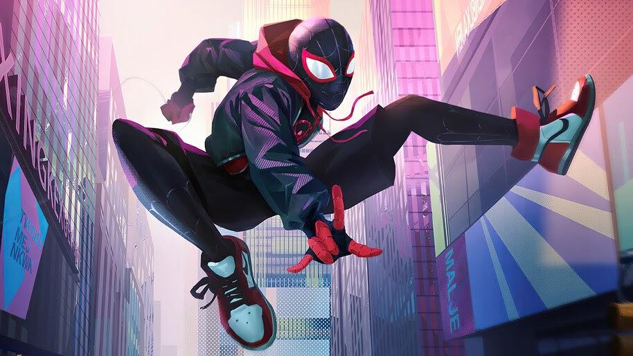 Miles Morales, Spider-Man, Marvel, Superhero, 4K, #6.1328