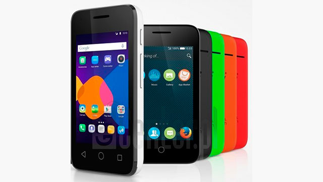 rom stock Alcatel Pixi 3 (4.5) 4027a