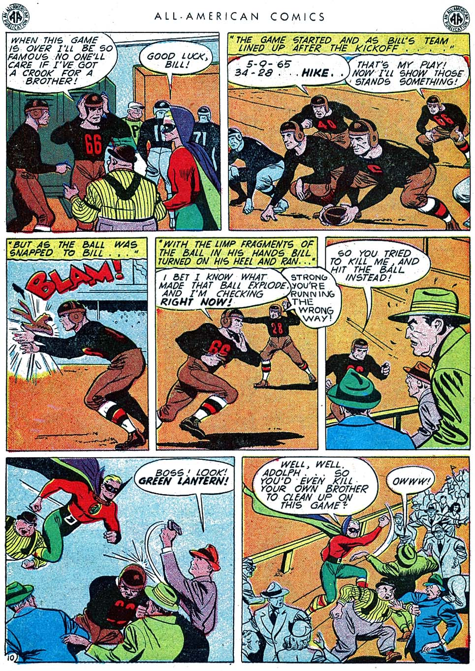 Read online All-American Comics (1939) comic -  Issue #66 - 12