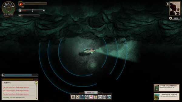 Sunless Sea Zubmariner PC Game