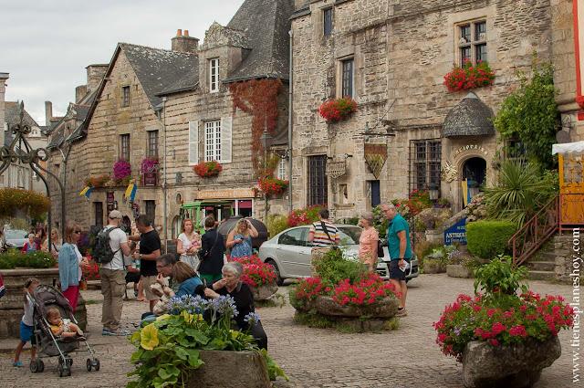 Rochefort-en-Terre viaje Bretaña turismo Francia