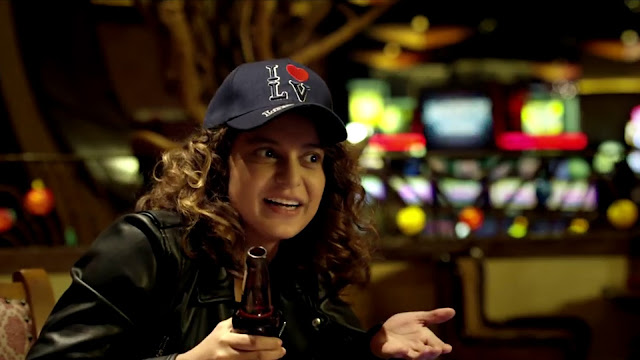 Kangana Ranaut Wearing Cap HD Photo In Simran