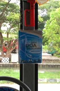 fasilitas transportasi publik di semarang