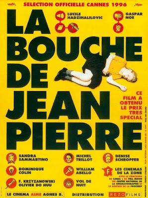 Губы Жан-Пьера / La bouche de Jean-Pierre.