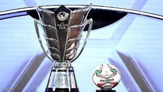 جدول مواعيد مباريات كأس آسيا 2019 الإمارات والقنوات الناقلة كأس الاتحاد الآسيوي AFC Asian Cup UAE
