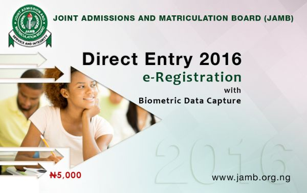 The Joint Admissions and Matriculation Board, JAMB, has scrapped the use of scratch cards for any of its services and transactions