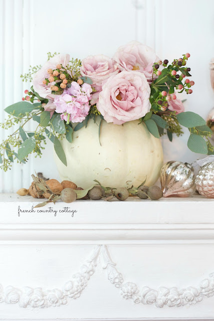 Creating a beautiful pumpkin bouquet in 5 easy steps